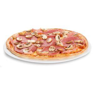 pizzeria-valencia-blasco-ibanez-la-fratelli-pizza-prosciuto-cotto-funghi